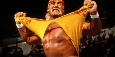 Hulk Hogan. Fue campeón durante dos mil 185 días