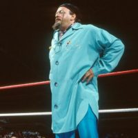 Murió Frenchy Martin, exestrella de WWE Foto:WWE
