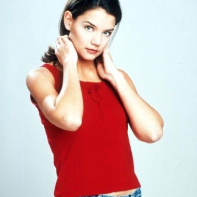 Así lucía en 2001 Foto:Getty Images