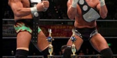 NJPW ataca a WWE: