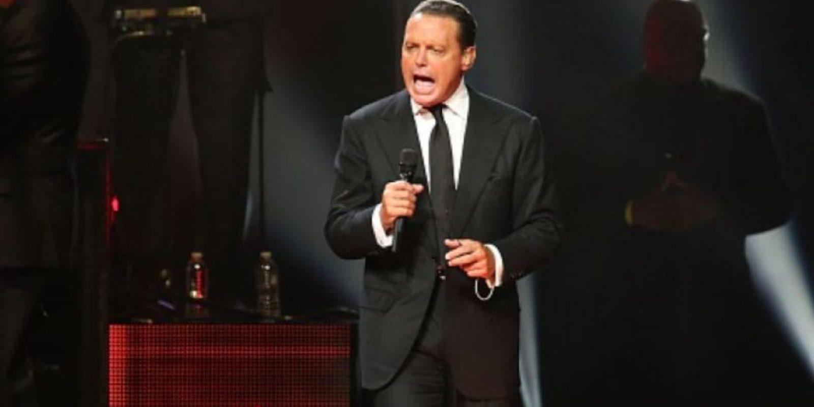 El cantante parece pasar por un mal momento Foto:Getty Images