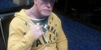 13 fotos en las que Undertaker luce decaído por el paso de los años