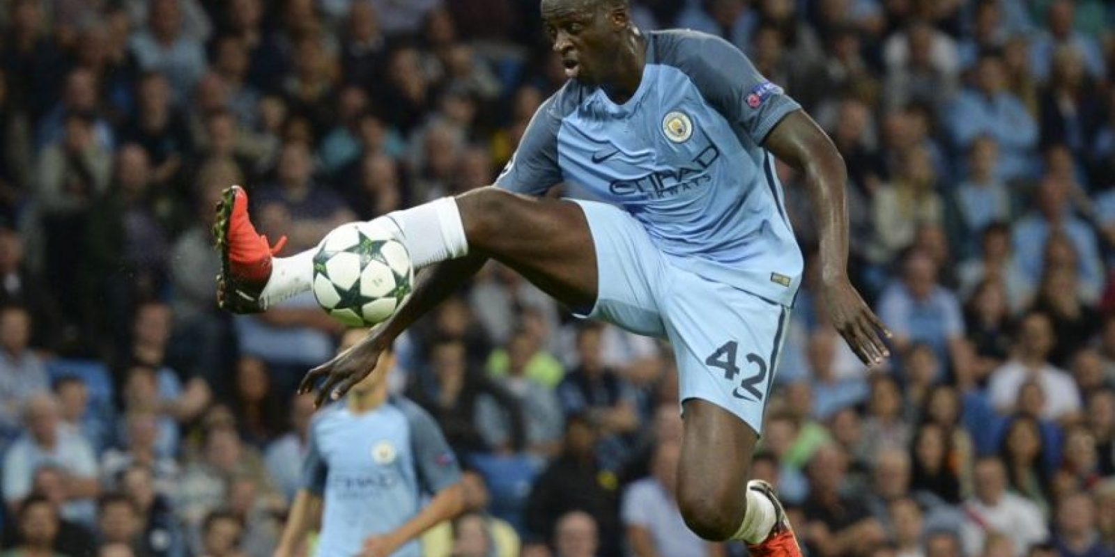 Yaya Touré (Manchester City) Foto: Getty Images