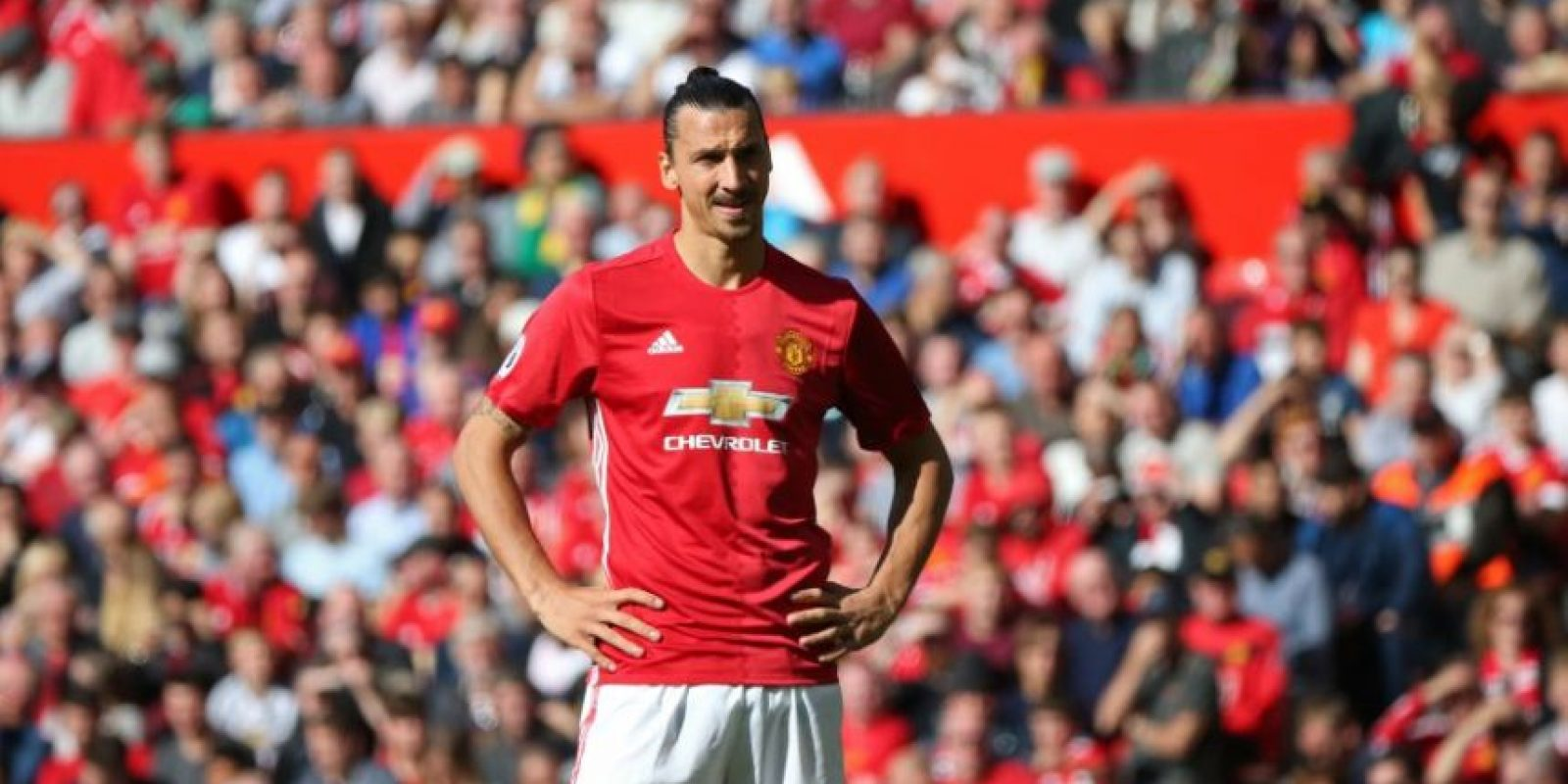 Zlatan Ibrahimovic (Manchester United) Foto: Getty Images