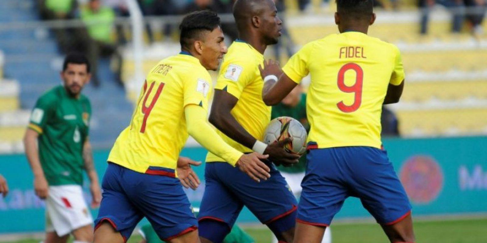 4. Ecuador (29 puntos) Foto:AFP