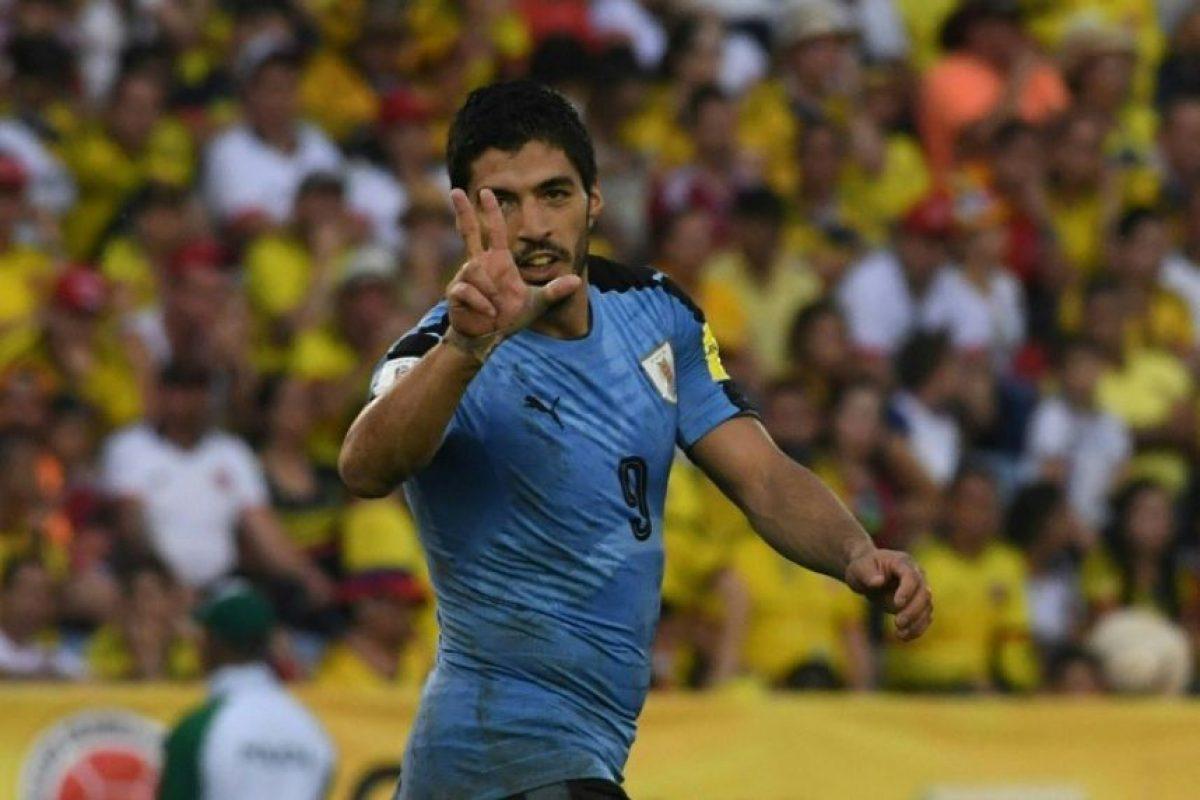 2.Uruguay (33 puntos) Foto:AFP