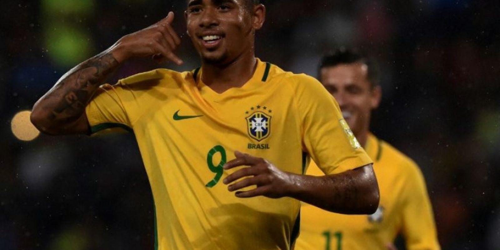 1.Brasil (36 puntos Foto:AFP