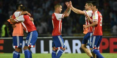 5.Paraguay (29 puntos) Foto:AFP