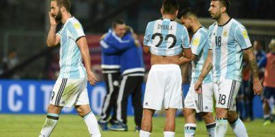 3.Argentina (30 puntos) Foto:AFP