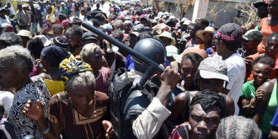 Ahora viene la etapa más fuerte para Haití: evaluar los daños y su recuperación Foto:AFP