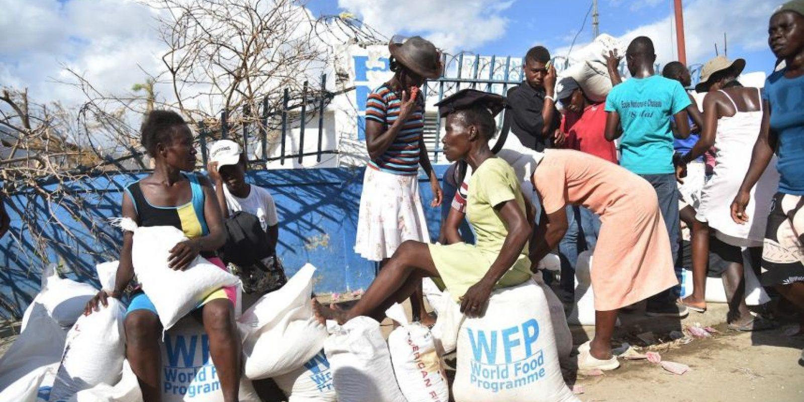 Aún no se conocen los daños totales Foto:AFP