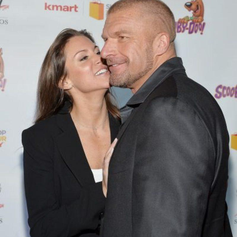 """Así cambió Stephanie McMahon, la """"Princesa de WWE"""" Foto:WWE"""