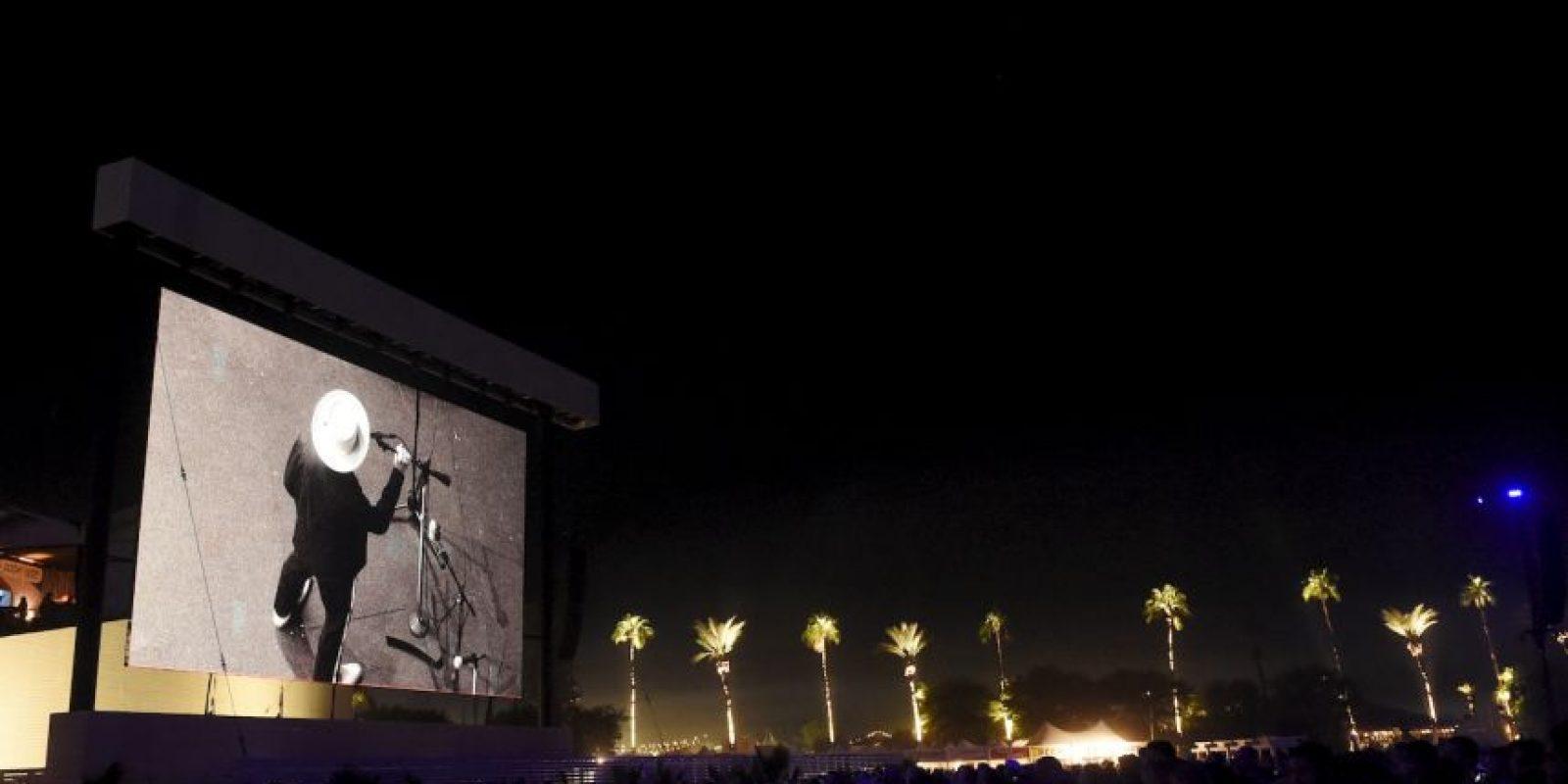 Este fin de semana se presentará en el concierto Desert Trip, en donde comparte escenario con los Rolling Stones, Paul McCartney, Neil Young Roger Waters Foto:AP