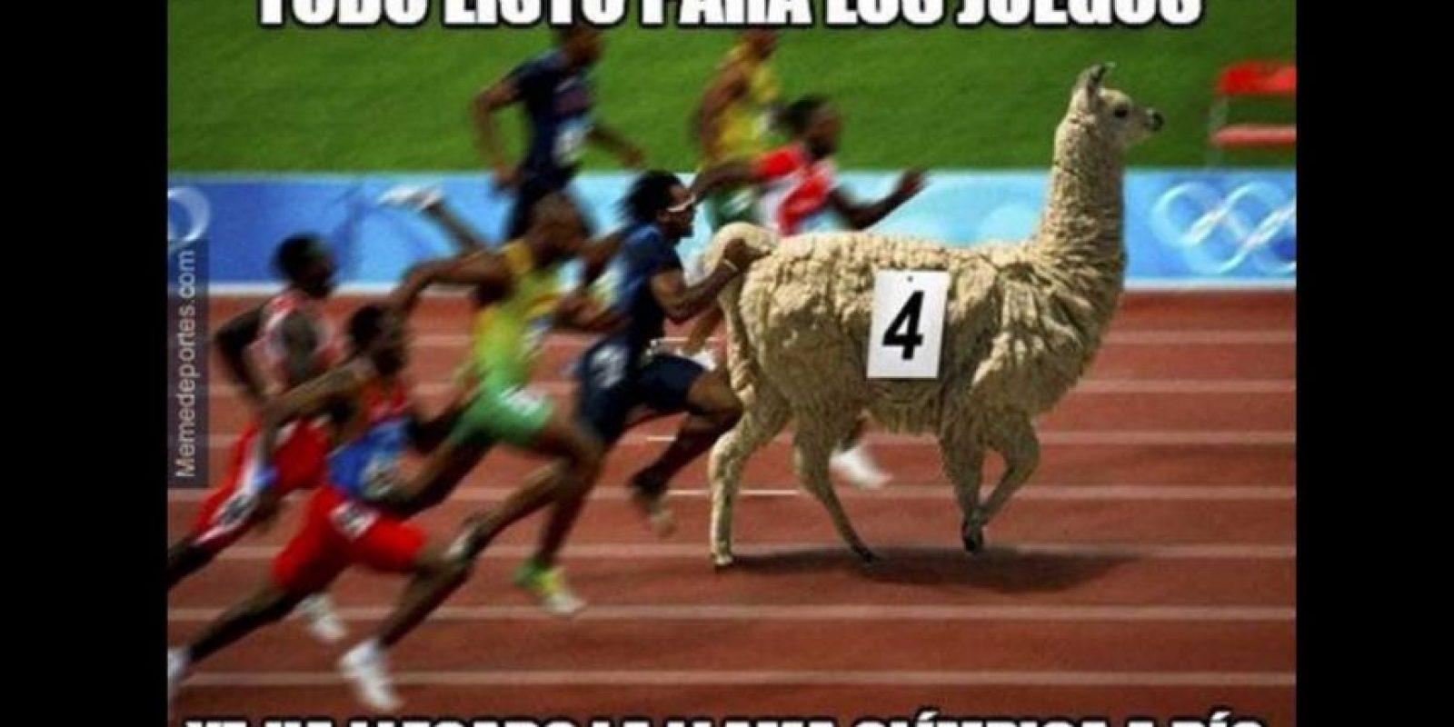Estos fueron los mejores memes de Río 2016 Foto:memedeportes.com