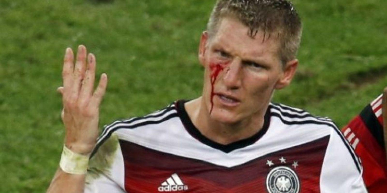 Bastian Schweinsteiger Foto:Getty Images