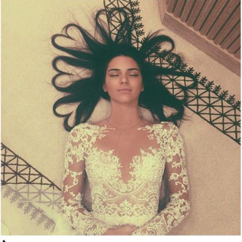 Una de las fotos con más likes de Instagram Foto:Instagram