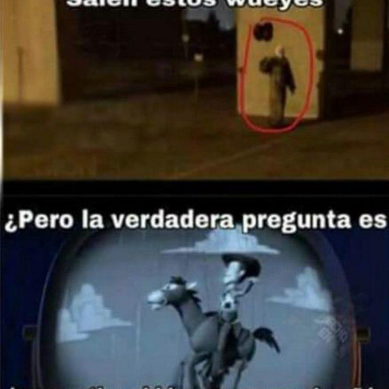 Memes de payasos asesinos se apoderaron de las redes sociales. Foto:Facebook