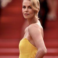 Charlize Theron construyó una envidiable carrera en Hollywood. En 2004 ganó un premio Óscar. Foto:Getty Images