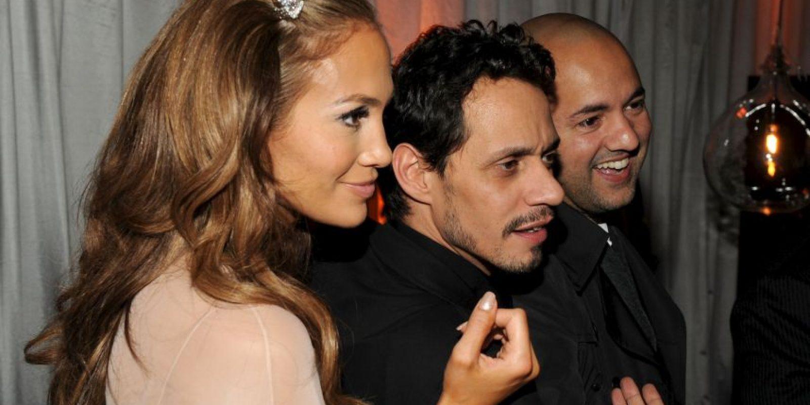 Jennifer López regresa con Marc Anthony Foto:Getty Images
