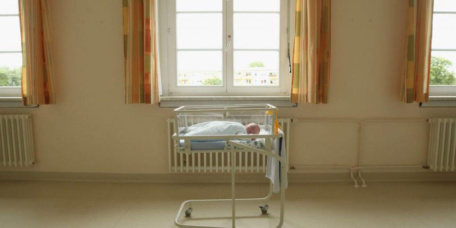 En 2015, cuatro mil 800 mujeres sirias dieron a luz en Alemania, en comparación con sólo dos mil 300 en 2014. Información: DW Foto:Getty Images