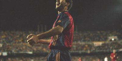Pep Guardiola – volante de contención Foto:Getty Images