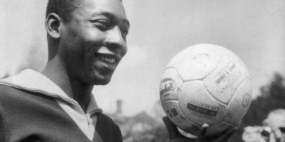 Pelé – delantero centro Foto:Getty Images