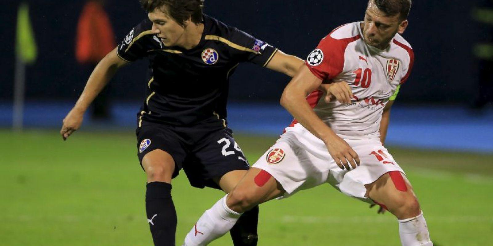 20.-Ante Coric – 19 años (Dinamo Zagreb) Foto:Getty Images