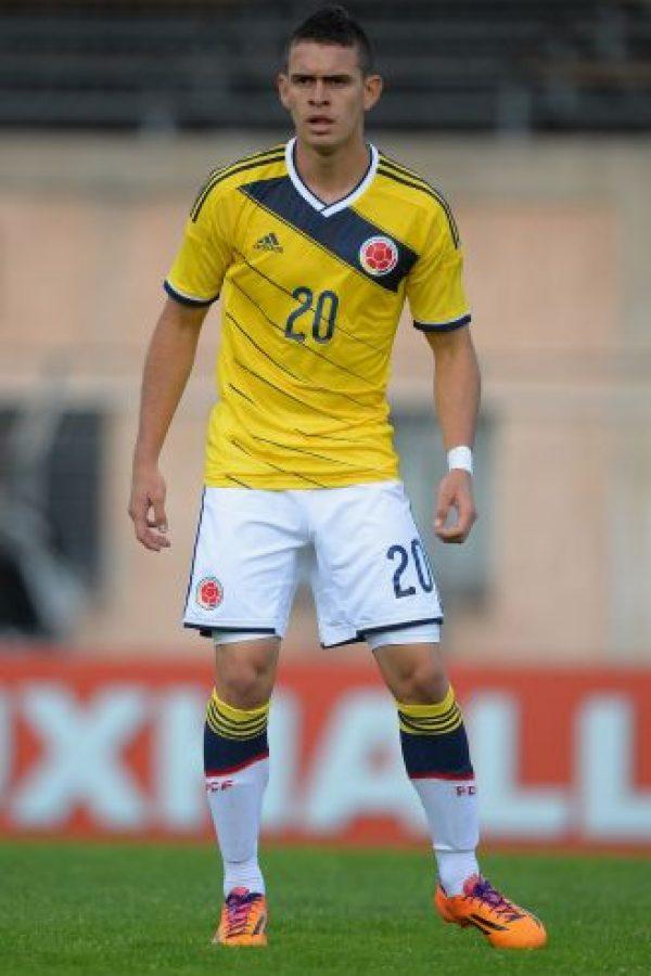 Rafael Santos, feliz por su regreso a la Selección de Colombia Foto:Getty Images