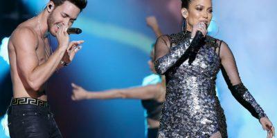 El cantante hizo una revelación sobre JLo Foto:Getty Images