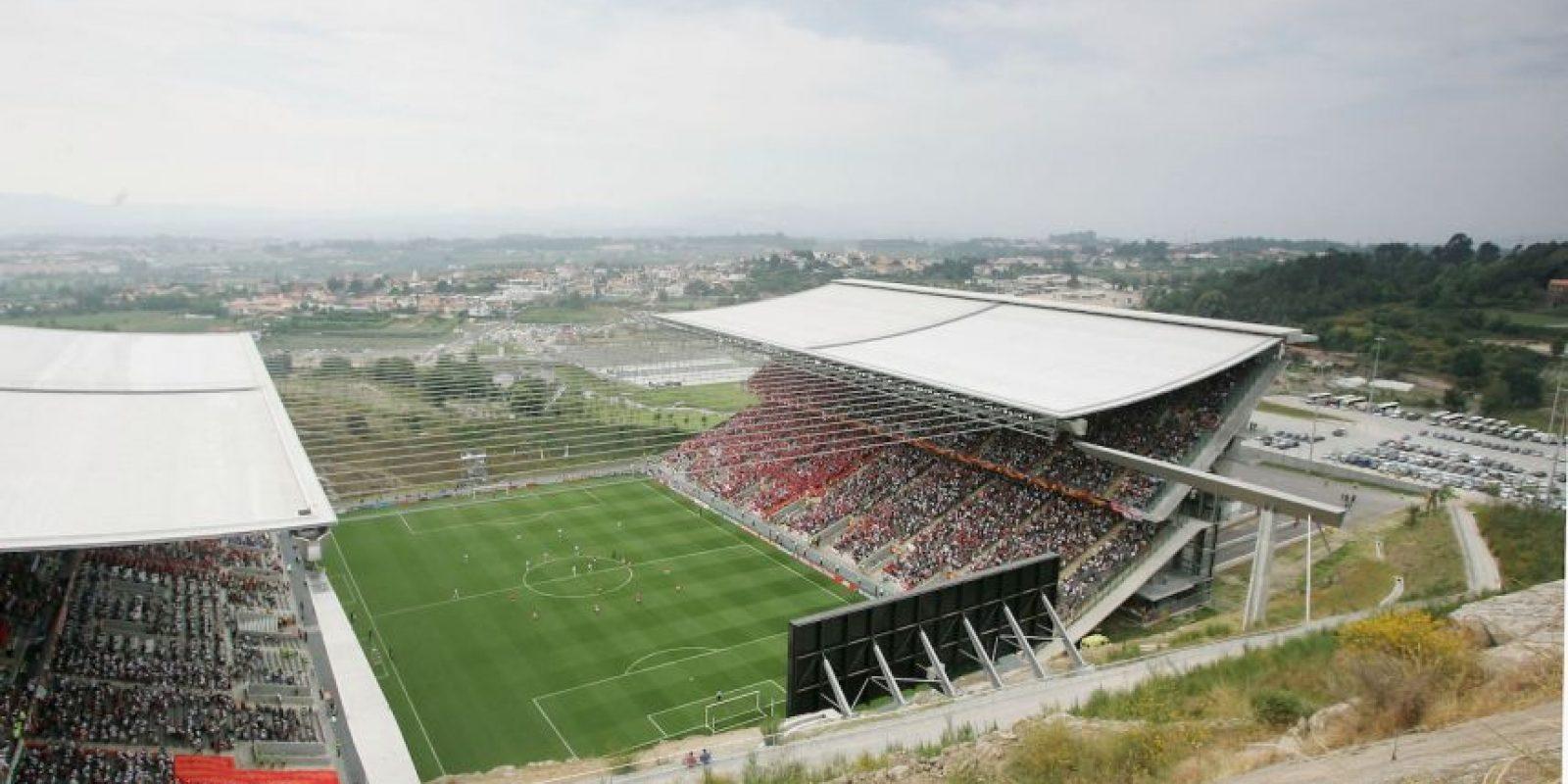 Tiene un aforo para 30 mil espectadores. Foto:Getty Images