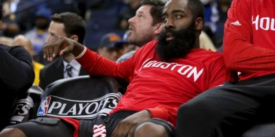 Salió con James Harden Foto: Getty Images
