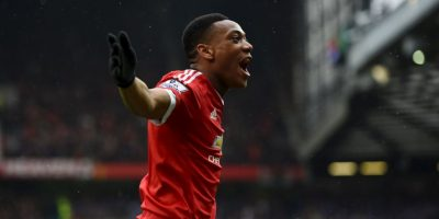 7.-Anthony Martial – 20 años (Manchester United) Foto: Getty Images
