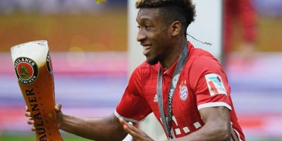 2.-Kingsley Coman – 20 años (Bayern Munich) Foto: Getty Images
