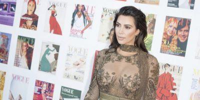 Kim Kardashian no está sola Foto:Getty Images