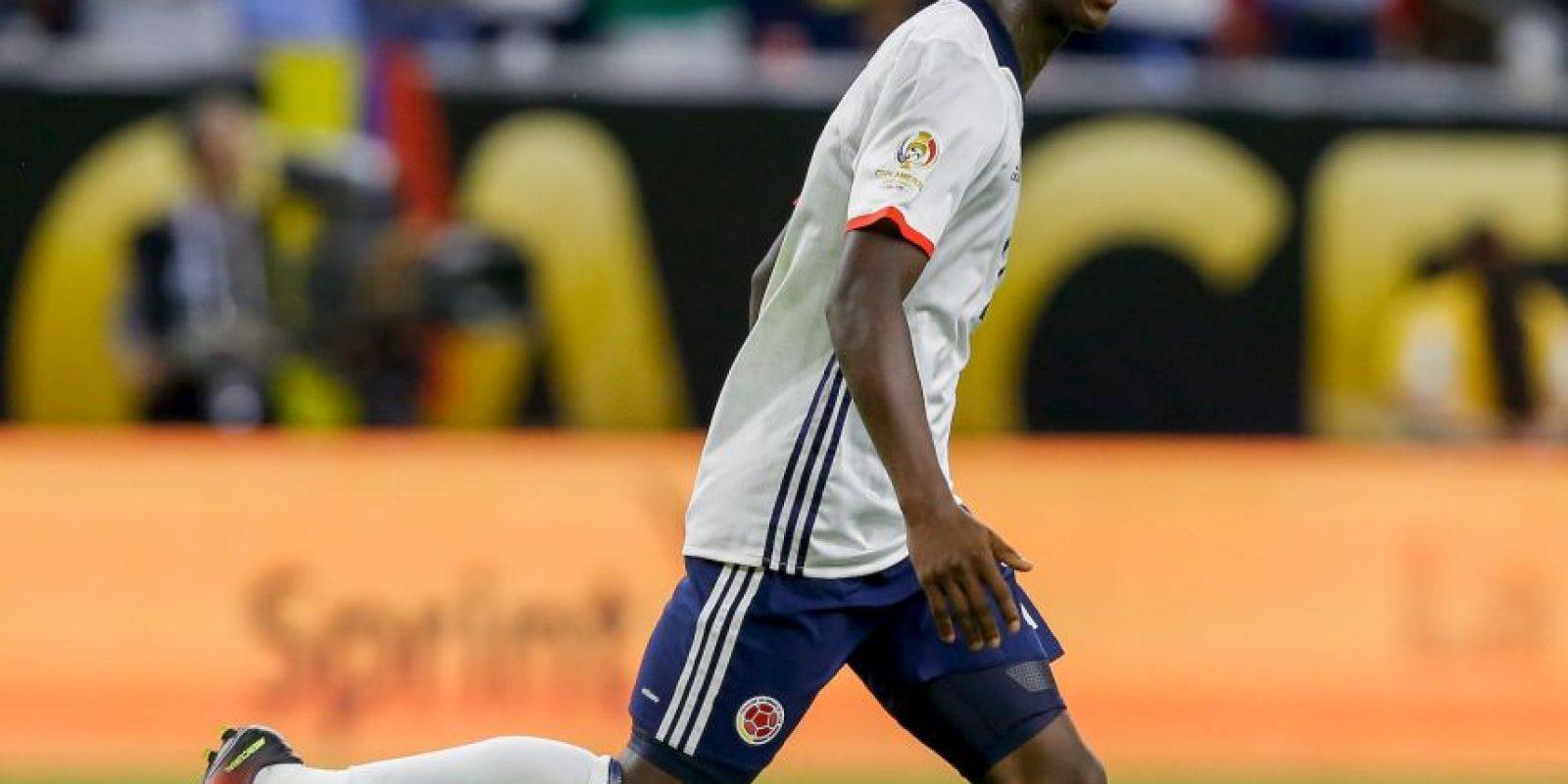 18.-Marlos Moreno – 20 años (A préstamo en Deportivo La Coruña desde Manchester City) Foto:Getty Images