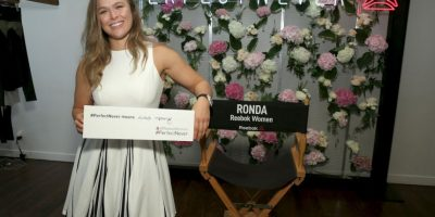 Luego de más de un año de ausencia, la peleadora de artes marciales mixtas quiere recuperar su trono en peso gallo Foto:Getty Images