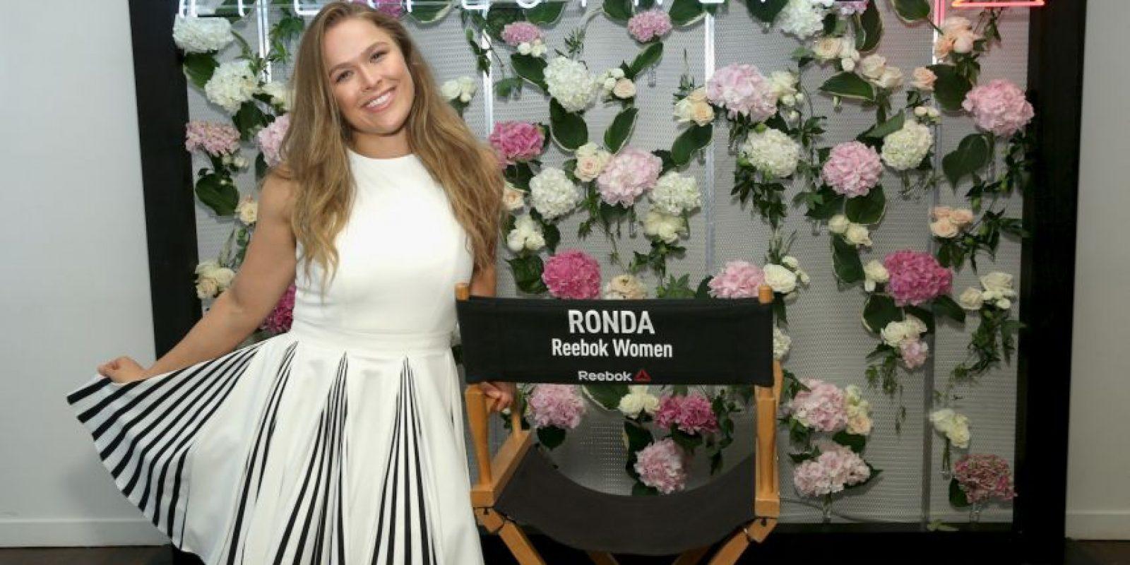La excampona Ronda Rousey buscará recuperar el título a finales de año Foto:Getty Images