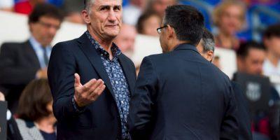 3. Edgardo Bauza no encuentra la fórmula y los resultados no lo acompañan Foto:Getty Images