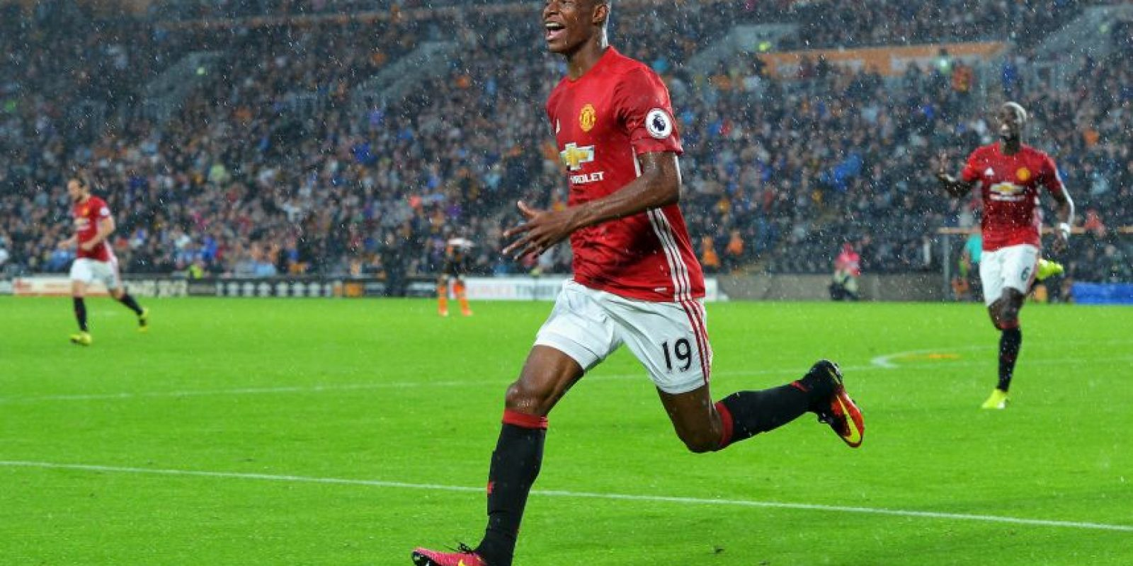5.-Marcus Rashford – 18 años (Manchester United) Foto: Getty Images