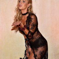 Kayla Rae Reid, la conejita de Playboy que conquistó a Ryan Lochte Foto:Getty Images
