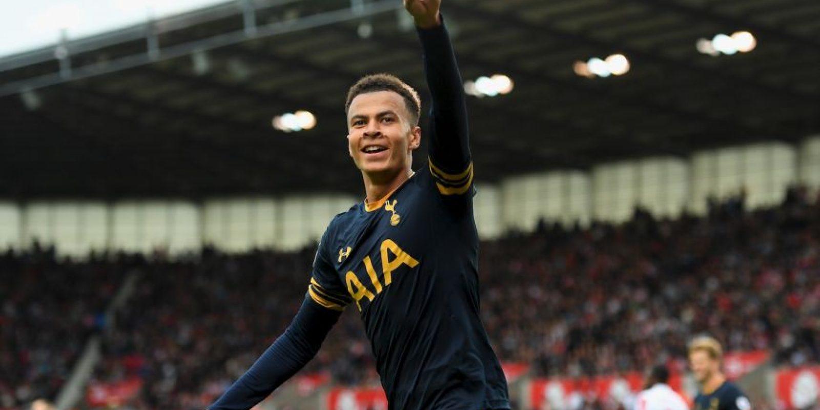 1.-Dele Alli – 20 años (Tottenham) Foto:Getty Images