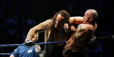 7. Undertaker 2000 (93 puntos) Foto:Getty Images