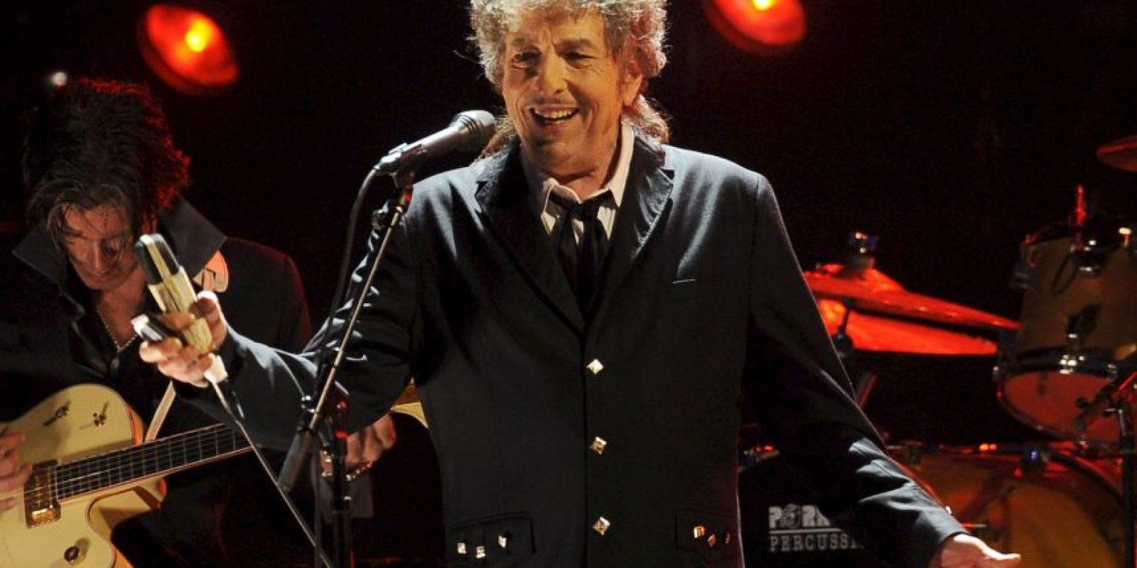 Bob Dylan tiene 75 años Foto:AP