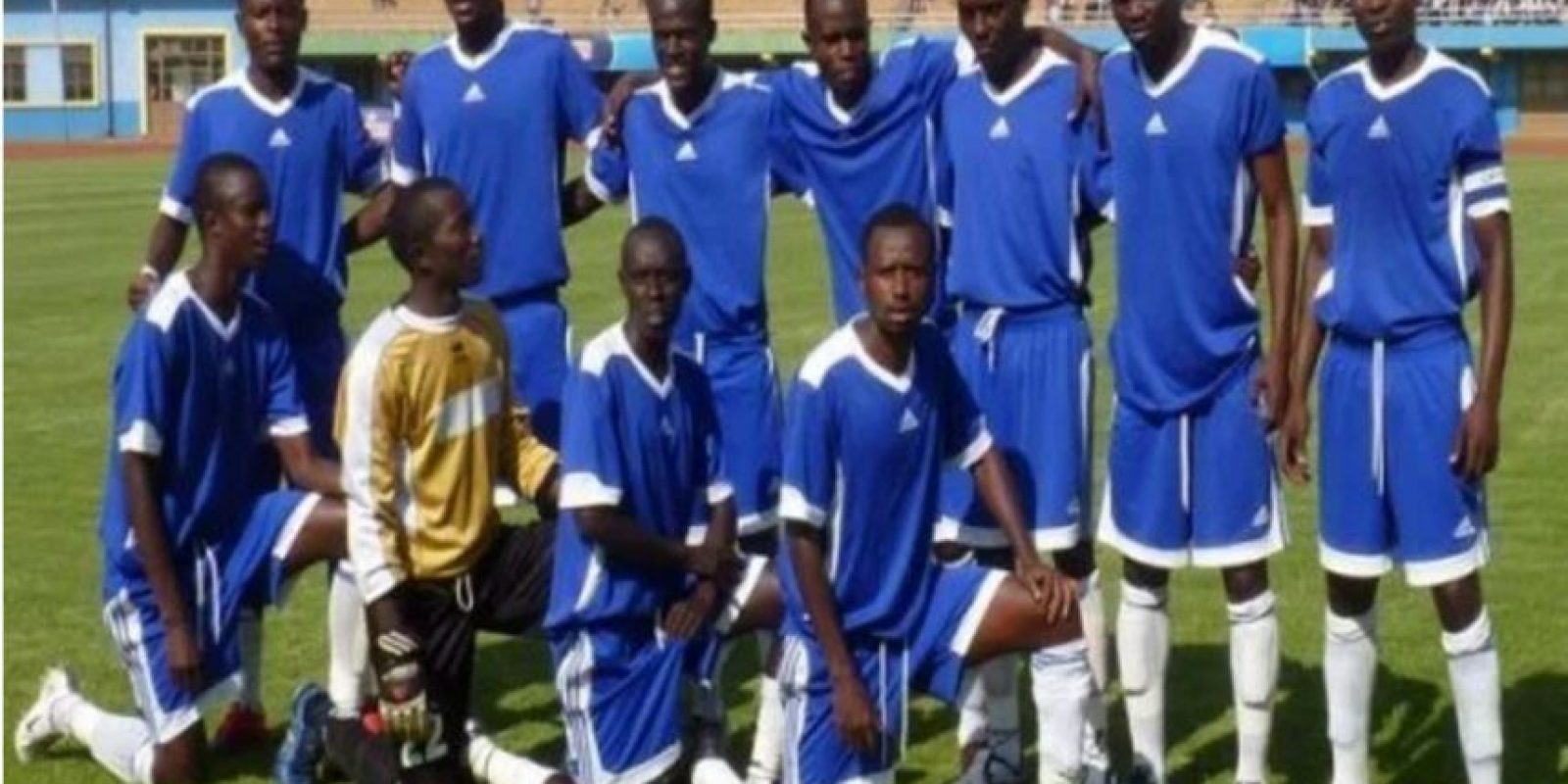 Los clubes de Ruanda también siguieron el ejemplo y un ejemplo es el Rayon