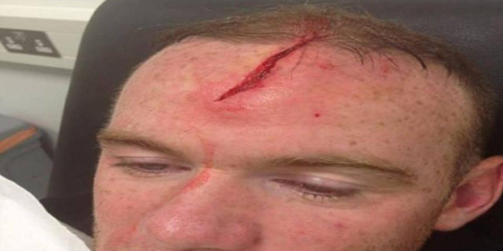 Wayne Rooney Foto:Facebook