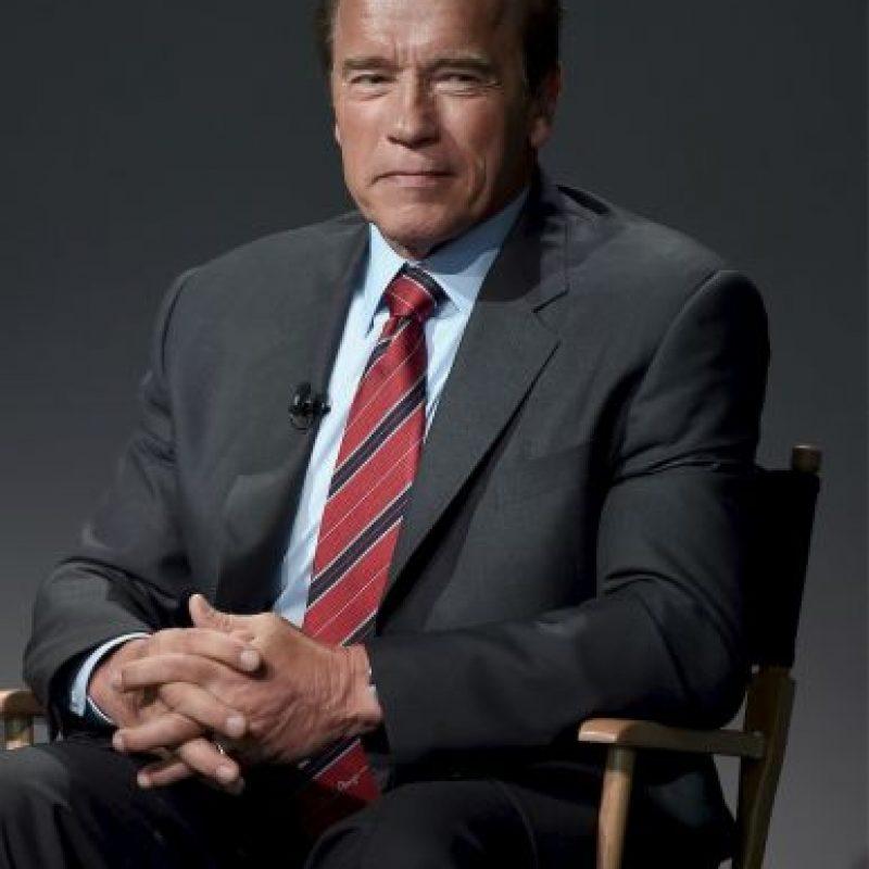 El exgobernador de California retiró su apoyo al partido republicano. Foto:Getty Images