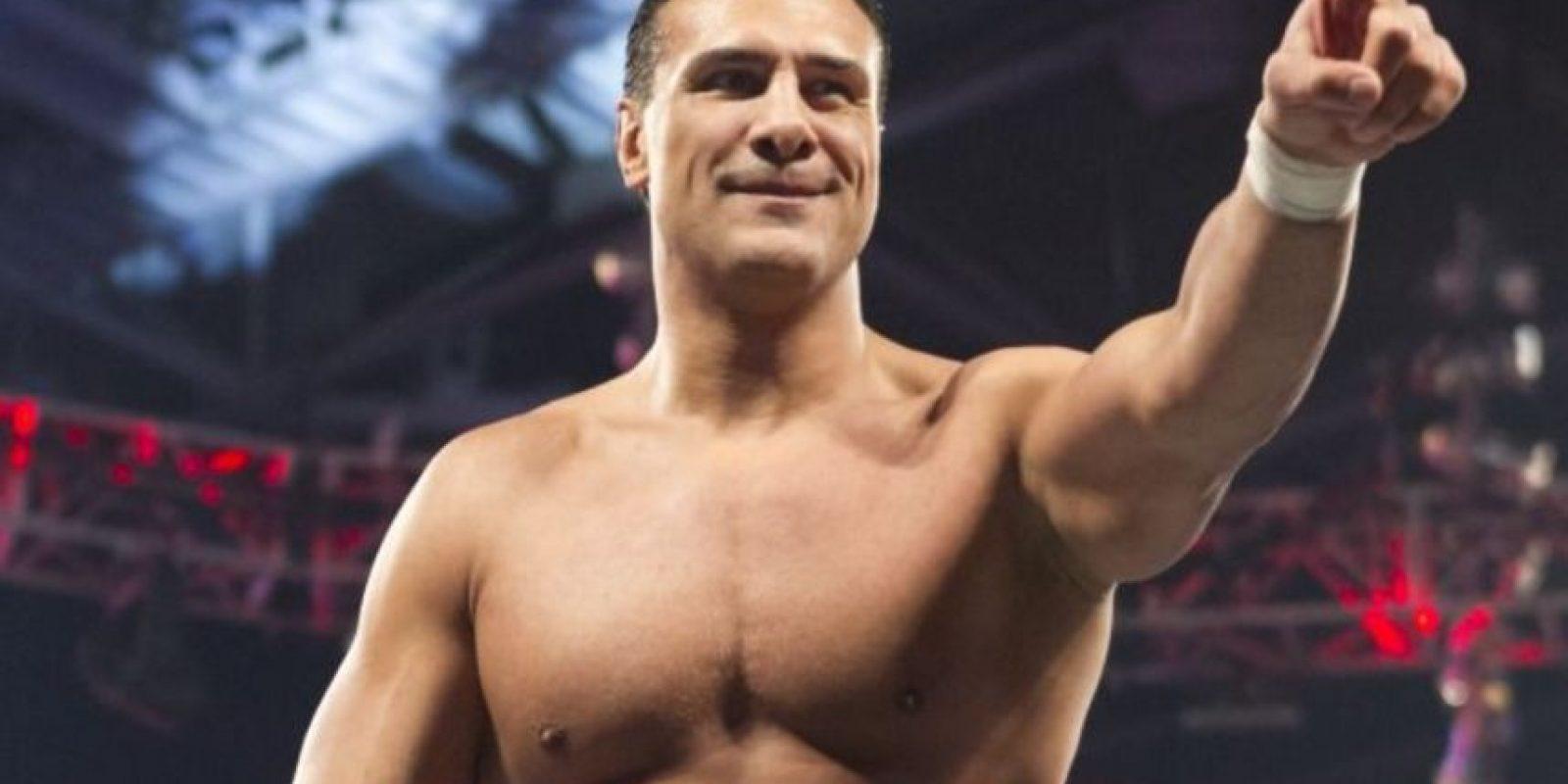 """Las cosas no han marchado bien para """"El Patrón"""" Foto:WWE"""