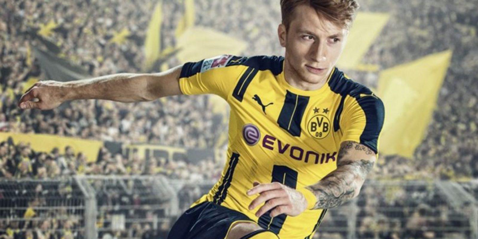 FIFA 17 salió al mercado el pasado 29 de septiembre Foto:17