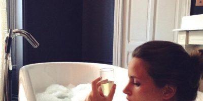 Sus fotos quisieron llamar la atención para crear conciencia Foto:Vía instagram.com/louise.delage/