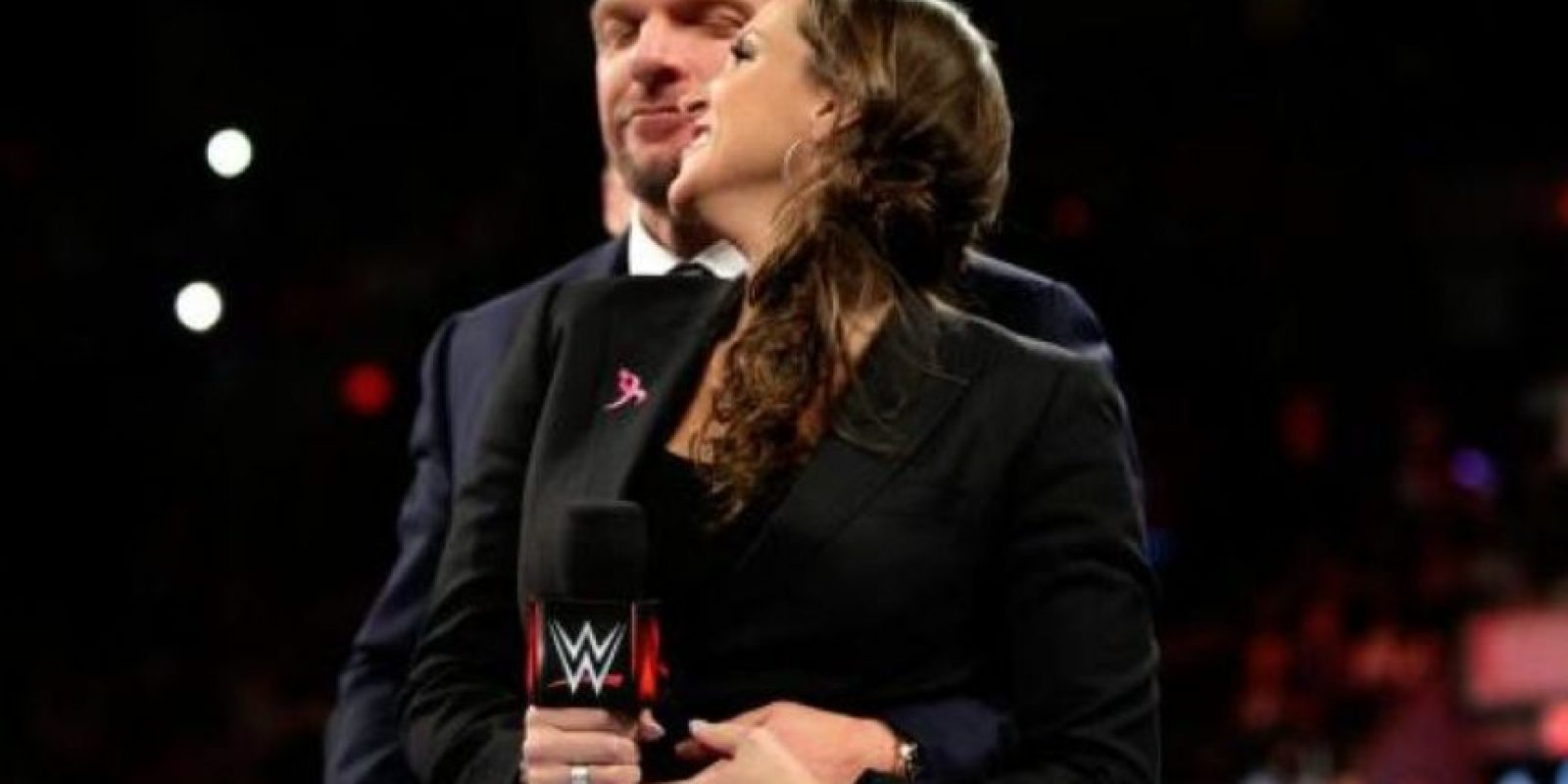 Triple H y Stephanie McMahon Foto: WWE